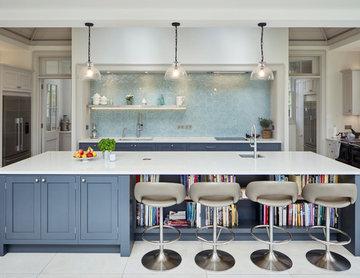 Bespoke Shaker Kitchen in Berkshire