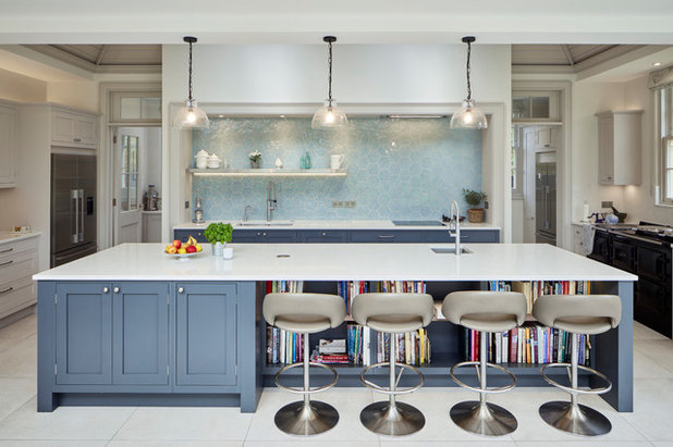 Transitional Kitchen by Extreme Design
