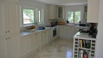 Bespoke Shaker Painted Kitchen