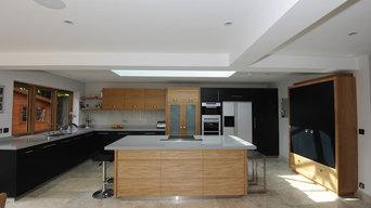 Bespoke Surrey Kitchen