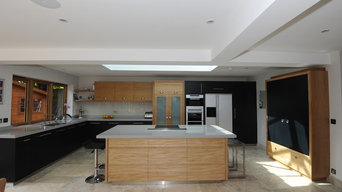 Bespoke Surrey Kitchen