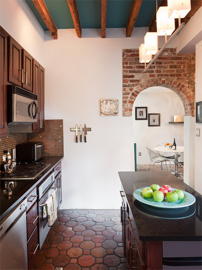 Eclectic Kitchen by Busybee Design