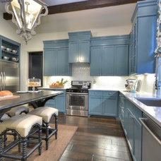 Transitional Kitchen by By Design Custom Home Concierge