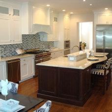 Craftsman Kitchen by St. Clair Kitchens