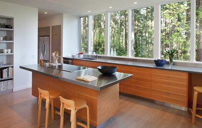 Play the Trading Game With Kitchen Storage and Views