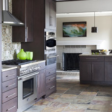 Contemporary Kitchen by Beth Davis Interiors