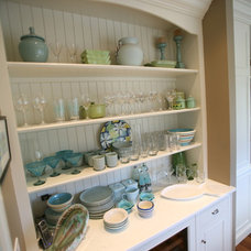 Traditional Kitchen by Beth Goldfarb