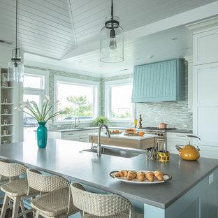 Bethany Beach, DE - Beach Style - Kitchen
