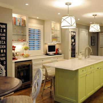 Bethesda Addition and Whole House Renovation