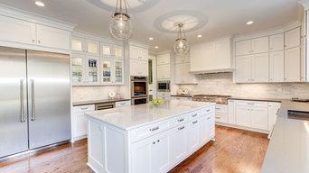Bethesda Full Kitchen, Bath & Laundry Room Remodel - Transitional