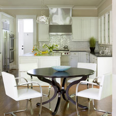 Contemporary Kitchen by Liz Levin Interiors