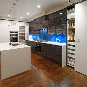 Bethesda, Maryland - Contemporary - Kitchen Design
