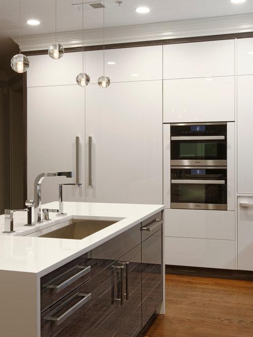 Bethesda Maryland Contemporary Kitchen Design