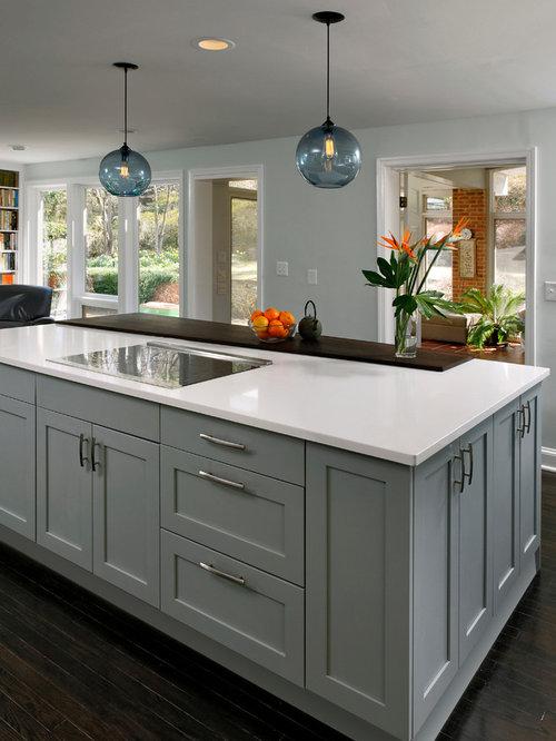 Bethesda Maryland Contemporary Pavilouchenko Kitchen Design