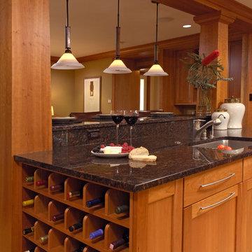 Bethesda, Maryland - Craftsman - Kitchen