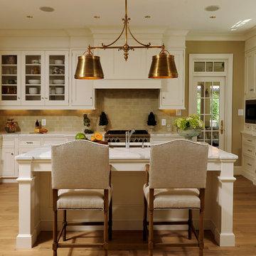 Bethesda, Maryland - Traditional - Kitchen Design