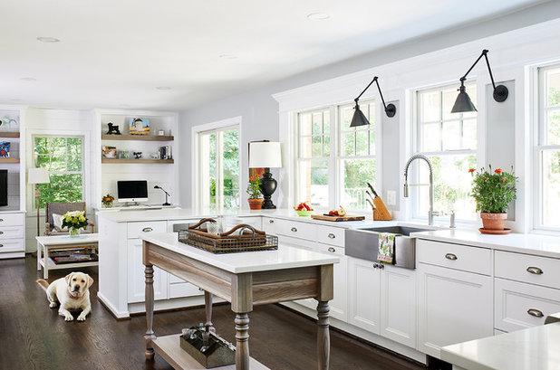 Kitchen by Case Design/Remodeling, Inc.