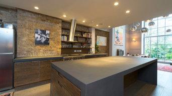 Béton Ciré Kitchen Worktop & Island
