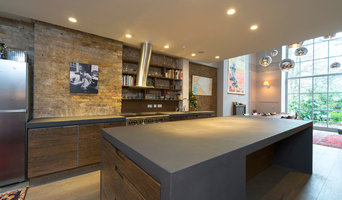 Béton Ciré Kitchen Worktop & Island
