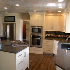 Modern Kitchen by RJL Designs-LLC