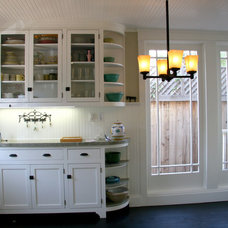 Craftsman Kitchen by mox construction inc