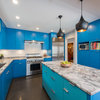New This Week: 3 Kitchens With Boldly Colored Cabinets