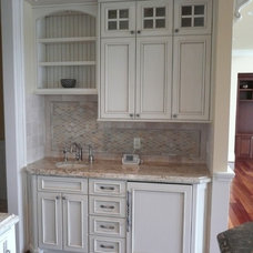 Traditional Kitchen by DK Martin Construction