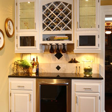 Traditional Kitchen by Picture Perfect Interiors