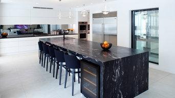 Beverley Park - Modern Kitchen