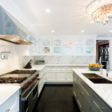 Contemporary Kitchen by Elite Remodeling & Construction