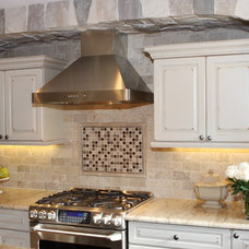Traditional Kitchen by Lark Interior Design