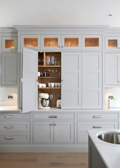 Transitional Kitchen by Woodale