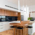 Forrestville - Contemporary - Kitchen - Sydney - by Collaroy Kitchen Centre