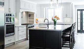 Big Beautiful White Kitchen