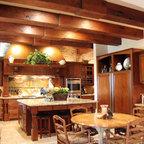 Beverly Hills 90210 Mediterranean Kitchen Los