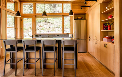 Houzz Tour: A Rustic and Stylish Mountain Retreat