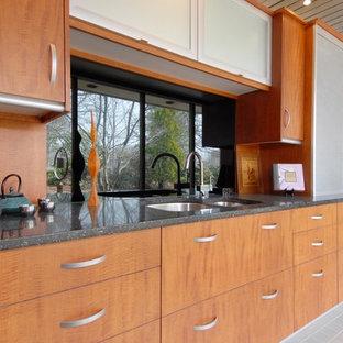 Billerica Modern Stainless Kitchen