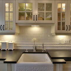 traditional kitchen by Bilton Design Group
