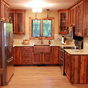 Birch Point Cabin - Kitchen Remodel Project
