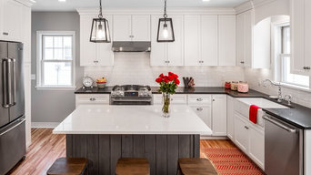 Birchwood Kitchen with Character