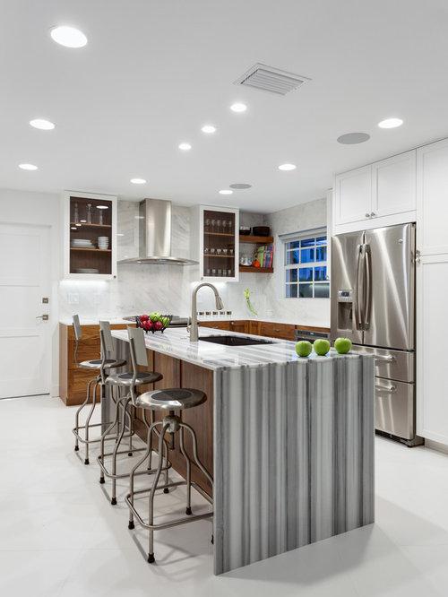 Modern Kitchen Countertops Houzz