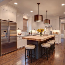 Contemporary Kitchen by Meg Corley Premier Interiors