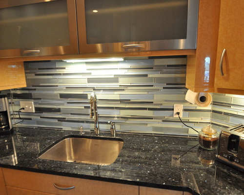 Emerald Pearl Granite Home Design Ideas, Renovations & Photos