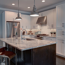 Traditional Kitchen by Meg Corley Premier Interiors