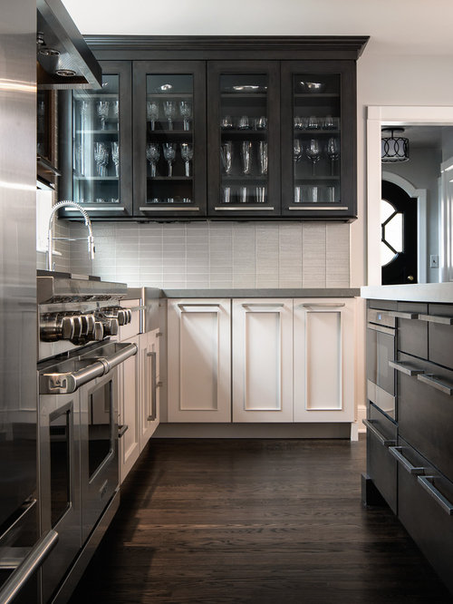 Contemporary Birmingham Kitchen Design Ideas & Remodel