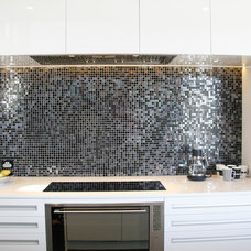 Contemporary Kitchen by Heritage Tiles NZ
