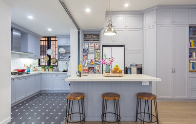 Kitchen Tour: A Hamptons-Style Cookspace With #StorageGoals