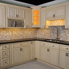 Traditional Kitchen by GreatBuyCabinets.com