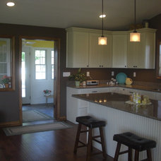 Traditional Kitchen by West Side Lumber/ACE/Kitchen & Bath Design Center
