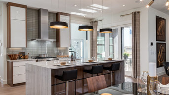 Bjornson Designs - Harmony Showhome for Sterling Homes